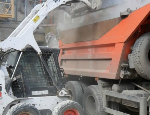 Уборка и вывоз снега и строительного мусора